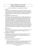 women`s interagency hiv study section 29: pbmc iqa protocol