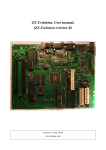 ZX Evolution. User manual. (ZX Evolution revision B)