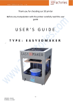 Users_Guide_-_Easy3dmaker