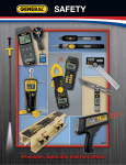 Safety - General Tools And Instruments