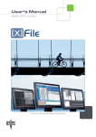 XFile 02.13 User`s Manual