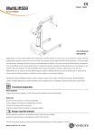 User manual Multilift550 EN INT