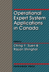 Operational Expert System Applications in Canada