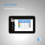 User Guide - AT&T Wireless Home Phone Base