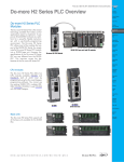 Do-more H2 Series PLC Overview