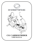 cs1 manual - Inspire Fitness