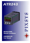 User Manual - Pid Controller