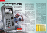 The New SatCatcher DigiPro Excel-TV MK3 - TELE