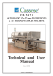 Technical and User Manual
