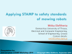 Eleftheria Mitka, Applying STAMP to safety standards of