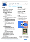 Bluelight BL-3G User Manual