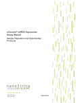 miRNA Expression Assay Manual
