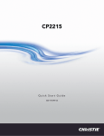 CP2215 Quick Start Guide