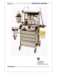 ANAESTHETIC MACHINE - Frank`s Hospital Workshop