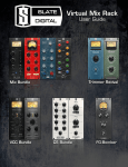 Virtual Mix Rack - User Guide.pages