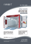 Chapter 2 Spray Booth Description