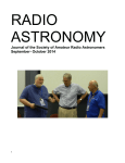 Low Resolution - Society of Amateur Radio Astronomers