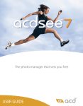 ACDSee 7.0 User Guide