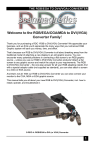 1 Welcome to the RGB/EGA/CGA/MDA to DVI(/VGA