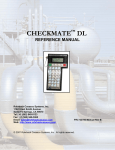 CHECKMATE™ DL - Rohrback Cosasco Systems