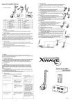Xwave Pump 6800 User Manual