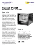 HPC VXI 2K - Tracewell Systems
