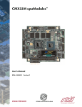 CMX32M Hardware Manual - RTD Embedded Technologies, Inc.