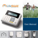 User Manual - LifeShield Home Security
