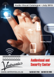 Audio Visual Catalogue - July 2015 Ventronics