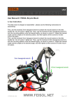 FEISOL Bicycle Mount User Manual