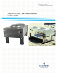 Liebert® Air Cooled, Direct Drive Condensers