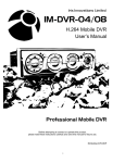 IM-DVR-04P User Guide v1.1 reduced