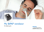 My BiPAP ventilator