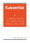 Bread Machine User Manual