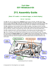 2Y1 Assembly Guide