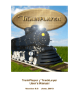 TrainPlayer/TrackLayer Manual