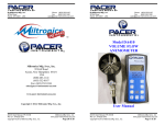 Miltronics 10138-DA410 User Manual Rev 2.7