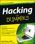 Hacking For Dummies, 4th Edition