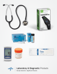 Laboratory & Diagnostic Products