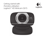 Getting started with Première utilisation Logitech