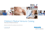 Children`s Medical Ventures Catalog