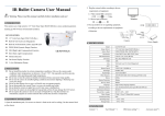 E:\IVT\Analog Camera\IR Bullet user manual(IR