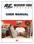 USER MANUAL - Recovery Edge Therapy