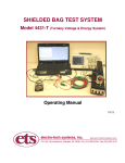 4431T User Manual - Electro Tech Systems