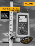 Fluke DSP Series Sales Guide