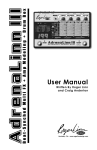 AdrenaLinn III Manual