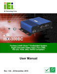 IBX-300BC Embedded System