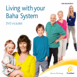 Living with your Baha® System