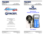 Miltronics 10139-DA420 User Manual Rev 2.5