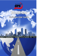 WorldNav Software User Manual